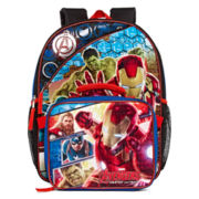 Avengers Backpack and Lunch Box