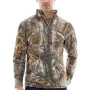 Medalist® Realtree™ Heatlock Fleece Thermal Pullover