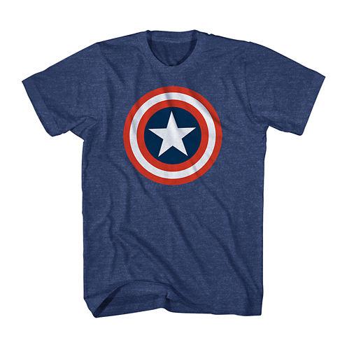 Marvel® Captain America™ Shield Graphic Tee
