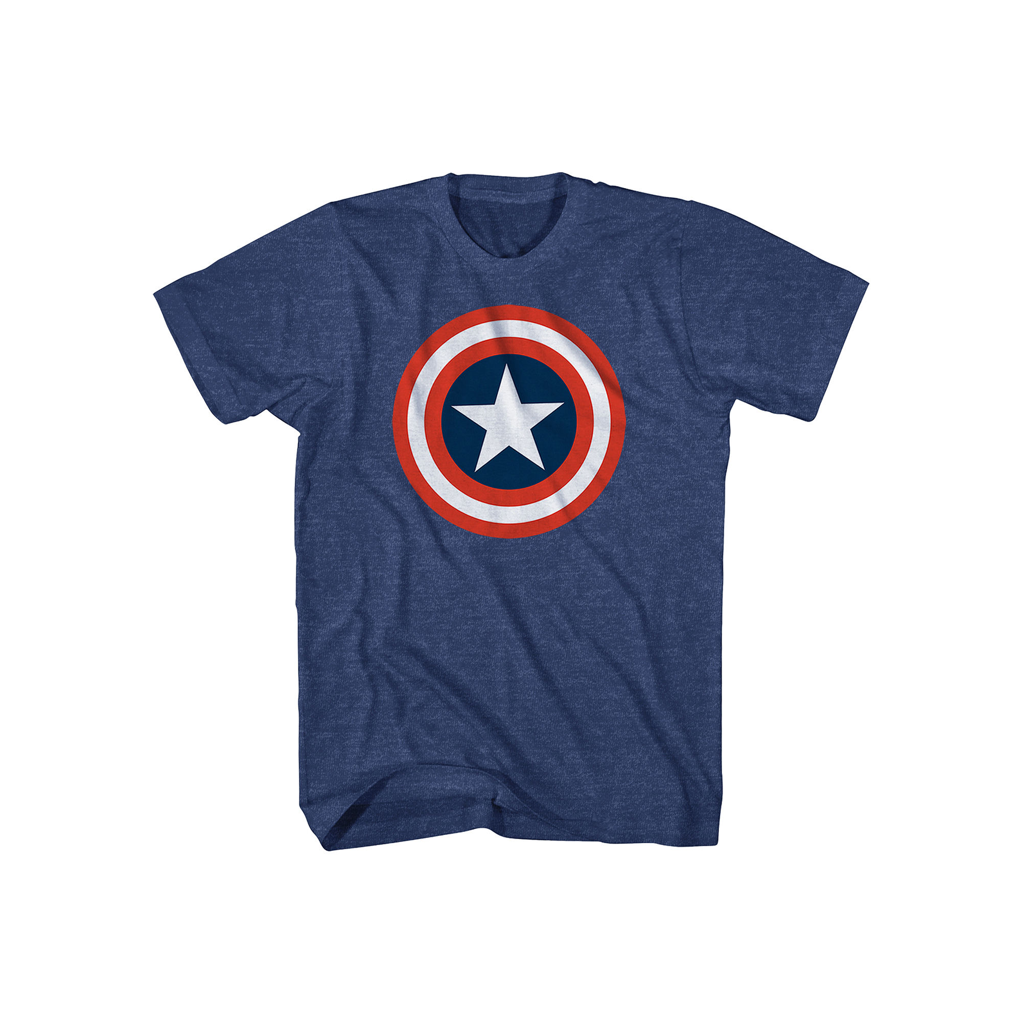 "Marvel Captain America"" Shield Graphic Tee plus size,  plus size fashion plus size appare"