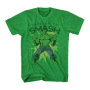 Marvel® Hulk™ Smash Graphic Tee