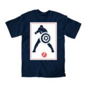 Marvel® Captain America™ Graphic Tee