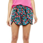 L'Amour by Nanette Lepore® Dolphin-Hem Shorts