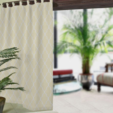 jcpenney.com | Corado Ogee Tab-Top Indoor/Outdoor Curtain Panel