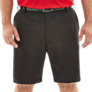IZOD® Golf Flat-Front Cargo Shorts–Big & Tall