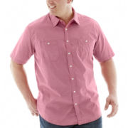 The Foundry Supply Co.™  Vintage Print Woven Shirt–Big & Tall