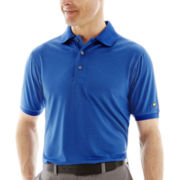 Jack Nicklaus® Grid Jacquard Polo