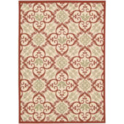 Nourison® Ironworks Indoor/Outdoor Rectagular Rug
