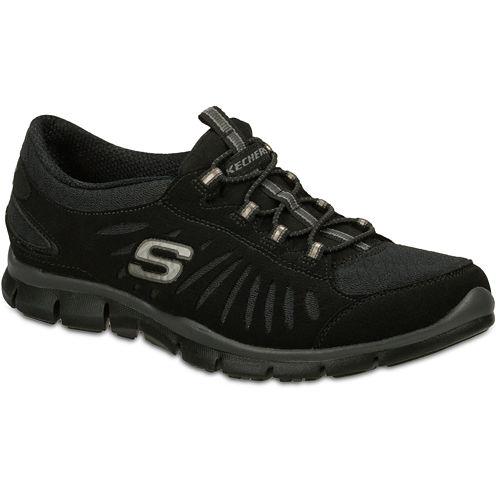 Skechers® Gratis In Motion Womens Athletic Slip Ons