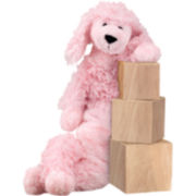 Melissa & Doug® Longfellow Poodle Stuffed Animal
