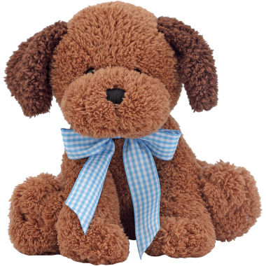 jcpenney.com | Melissa & Doug® Meadow Medley Chocolate Puppy Stuffed Animal