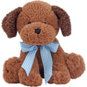 Melissa & Doug® Meadow Medley Chocolate Puppy Stuffed Animal