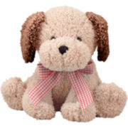 Melissa & Doug® Meadow Medley Golden Puppy Stuffed Animal