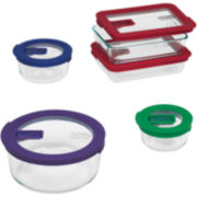 Pyrex® No Leak 10-pc. Food Storage Set
