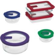 Pyrex® No Leak 10-pc. Food Storage Set
