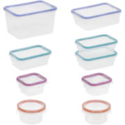 Snapware® Total Solution 18-pc. Plastic Storage Set
