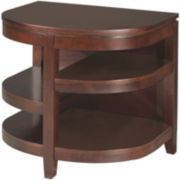 "Astoria Wood 24"" End Table"