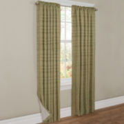 Thermal Shield™ Francesca Rod-Pocket Thermal Blackout Curtain Panel