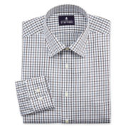 Stafford® Broadcloth Dress Shirt—Big & Tall