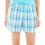 Mixit™ Woven Sleep Shorts