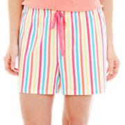 Mixit™ Knit Sleep Shorts - Plus