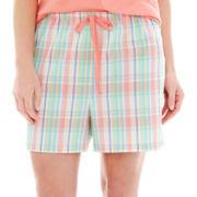 Mixit™ Woven Sleep Shorts - Plus