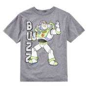 Disney Collection Buzz Lightyear Graphic Tee – Boys 2-10