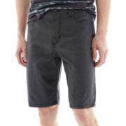 Vans® Keyston Flat-Front Shorts