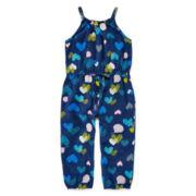 Arizona Printed Jumpsuit – Baby Girls 3m-24m