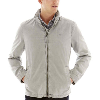 jcpenney.com | Dockers® Stand-Collar Zip-Front Jacket