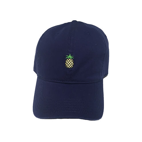Pineapple Adjustable Dad Cap