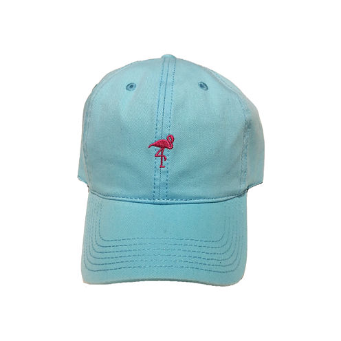 Flamingo Adjustable Dad Cap