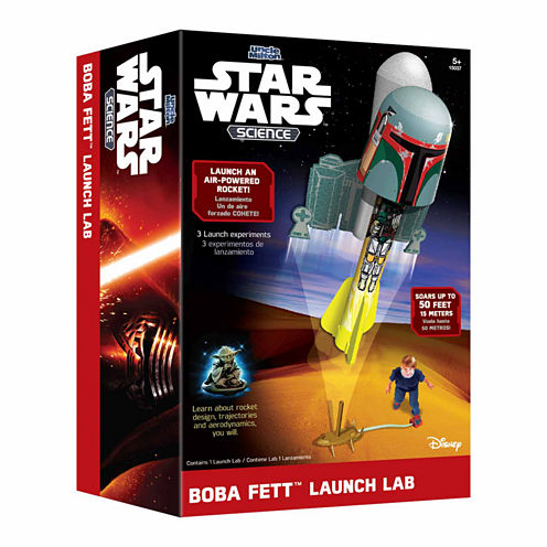 Uncle Milton Star Wars Science - Boba Fett LaunchLab