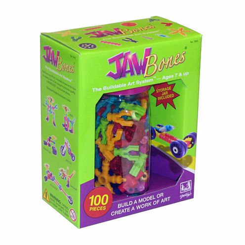 Be Good Company Jawbones Construction Toy - 100 Piece Set