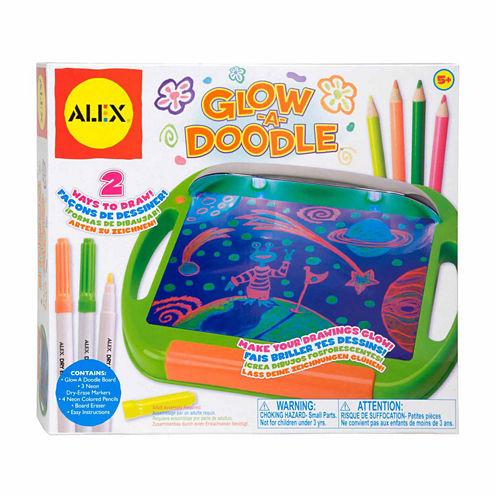 ALEX Toys Glow-A-Doodle