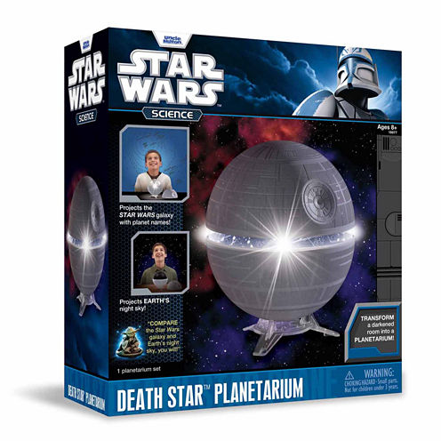 Uncle Milton Star Wars Science - Death Star Planetarium