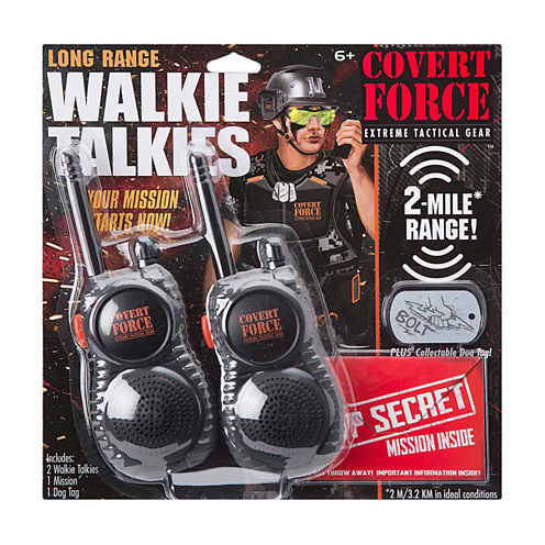 Covert Force Covert Force Walkie Talkies