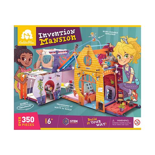 GoldieBlox Invention Mansion