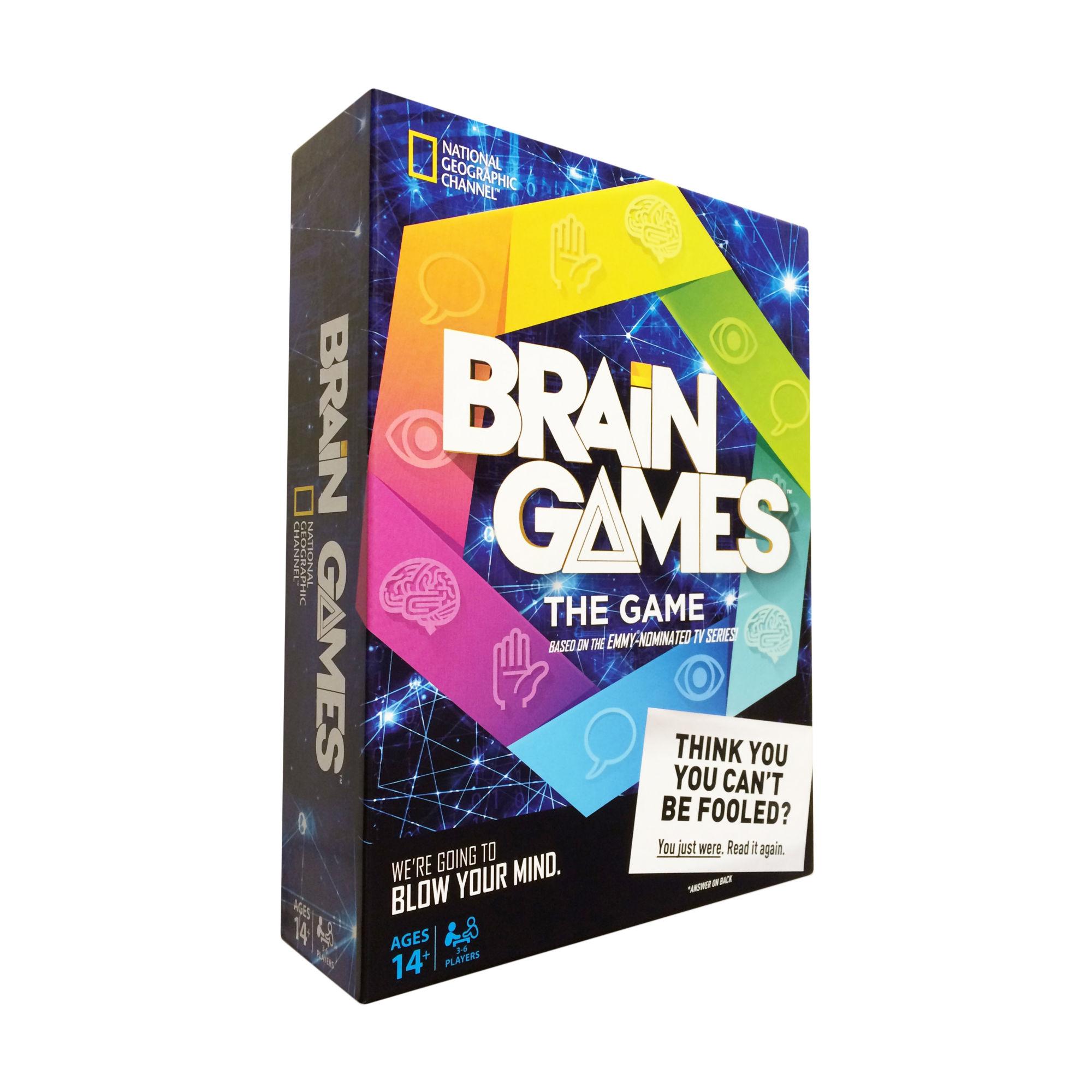 079346001347 Upc Buffalo Games Brain Games The Game