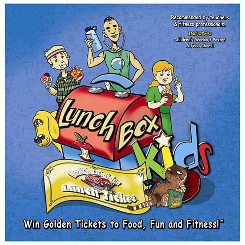 LunchBox Kids LunchBox Kids Health & Fitness Educational Board Game