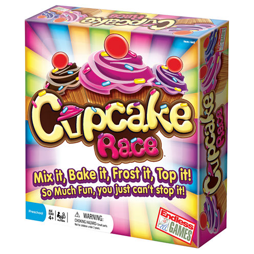 Endless Games The Cupcake Race