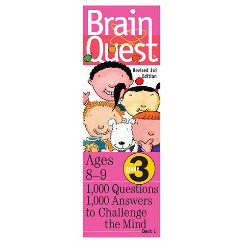 Workman Publishing Brain Quest - 3rd Grade