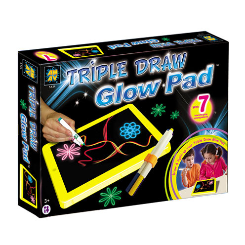 Glow Pad Kids Craft Kit