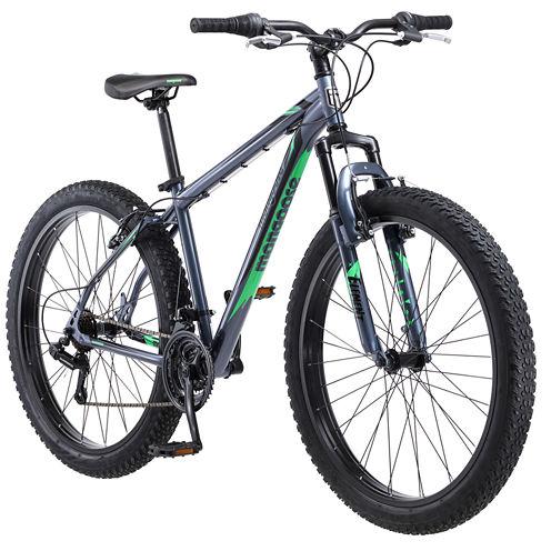 Mongoose Mens Front Suspension Mountain Bike