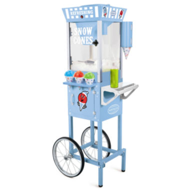 jcpenney.com | Nostalgia SCC200 53-Inch Tall Vintage Collection Snow Cone Cart