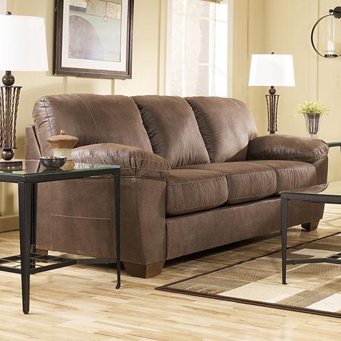 Signature Design By Ashley® Amazon Fabric Sofa