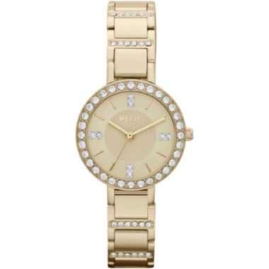 jcpenney.com | Relic® Kerri Womens Gold-Tone Bracelet Watch ZR34216