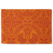 Mahogany Peacock Orange Set of 4 Placemats