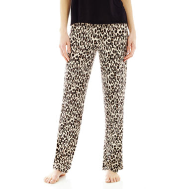 jcpenney.com | Ambrielle® Knit Sleep Pants