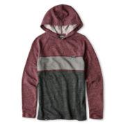 Vans® Raglan-Sleeve Pullover Hoodie - Boys 8-20
